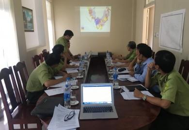 Kiểm tra tình hình xử lý lấn, chiếm rừng và đất lâm nghiệp tại huyện A Lưới theo Chỉ thị 65/2015/CT-UBND ngày 04/12/2015 của Chủ tịch UBND tỉnh Thừa Thiên Huế