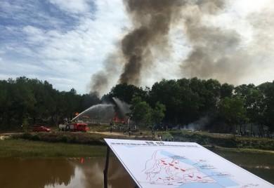 Thành phố Huế tổ chức Diễn tập phòng cháy, chữa cháy rừng và tìm kiếm cứu nạn năm 2018