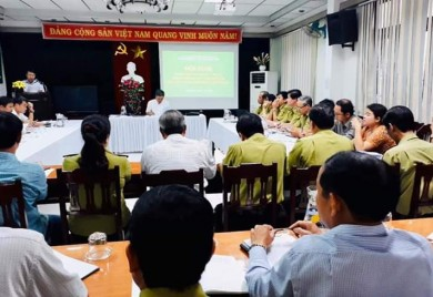 Sở Nông nghiệp và PTNT tổ chức Hội nghị sơ kết công tác quản lý, bảo vệ và phát triển rừng 6 tháng đầu năm và triển khai kế hoạch 6 tháng cuối năm 2020