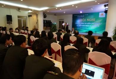 Chi cục Kiểm lâm Thừa Thiên Huế tổ chức Hội nghị Tổng kết công tác Kiểm lâm năm 2017 và triển khai nhiệm vụ năm 2018