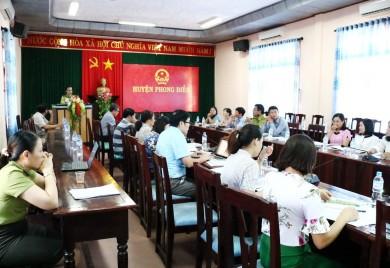 Hội thảo tham vấn Đảm bảo an toàn xã hội và người dân tộc thiểu số tại 2 huyện Phong Điền và A Lưới, tỉnh Thừa Thiên Huế