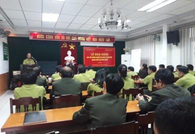 Khai giảng Lớp bồi dưỡng nghiệp vụ quản lý nhà nước ngạch Kiểm lâm viên chính tại Huế