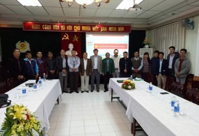 Đoàn Nghị viện Myanmar đến thăm quan mô hình Mô hình kinh doanh rừng gỗ lớn có chứng chỉ FSC tại tỉnh Thừa Thiên Huế