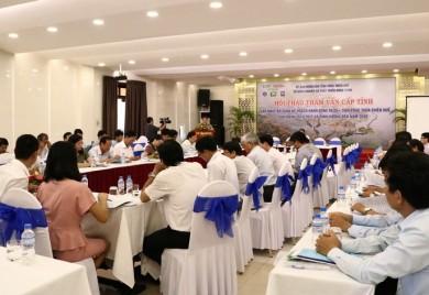 Hội thảo tham vấn cập nhật, bổ sung Kế hoạch hành động REDD+ tỉnh/PRAP Thừa Thiên Huế