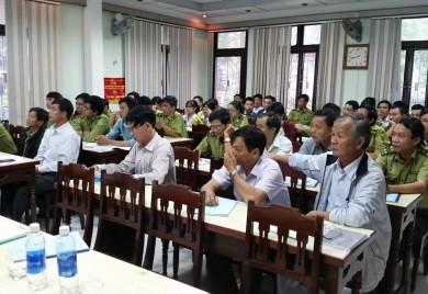 Tập huấn nâng cao công tác quản lý giống cây trồng lâm nghiệp năm 2017